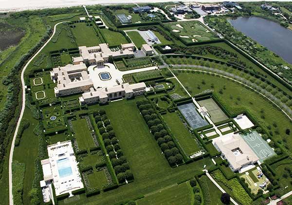 Khám phá 5 biệt thự xa hoa, đắt đỏ bậc nhất trên thế giới