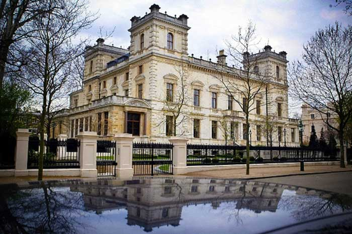 biet-thu-Kensington-Palace-Gardens-London