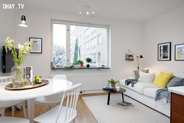 Lựa chọn nội thất phù hợp cho không gian nhà nhỏ