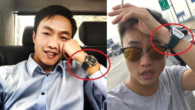 Những chiếc đồng hồ của Cường Đô La trị giá tiền tỉ