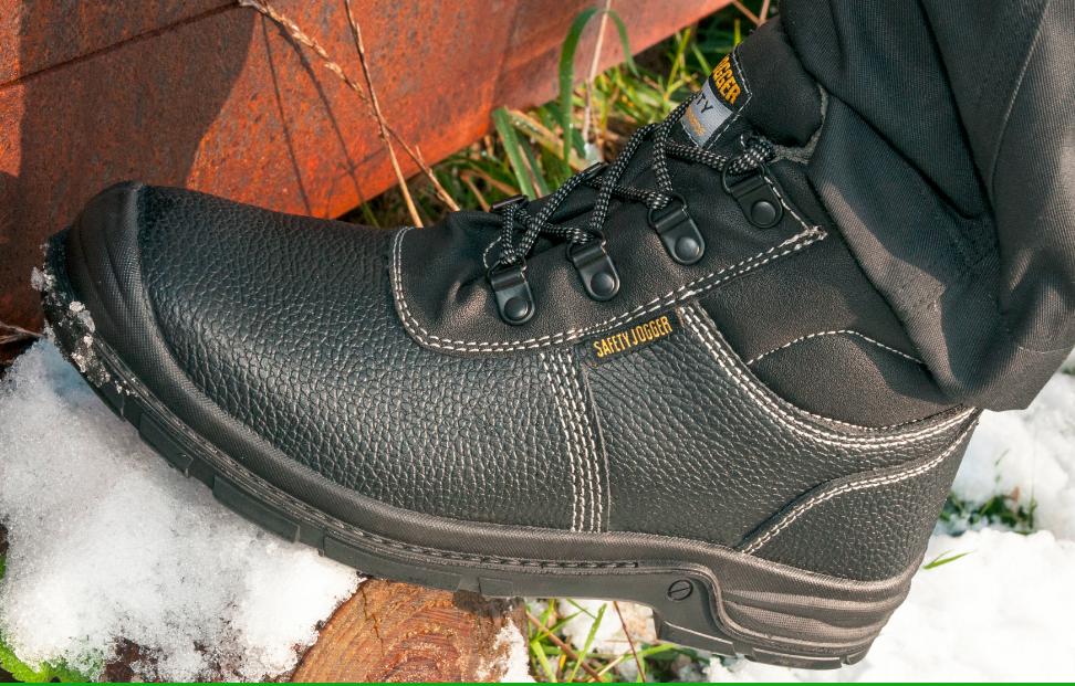 Giày bảo hộ jogger bestrun s3 đi công trường chính hãng tại Garan