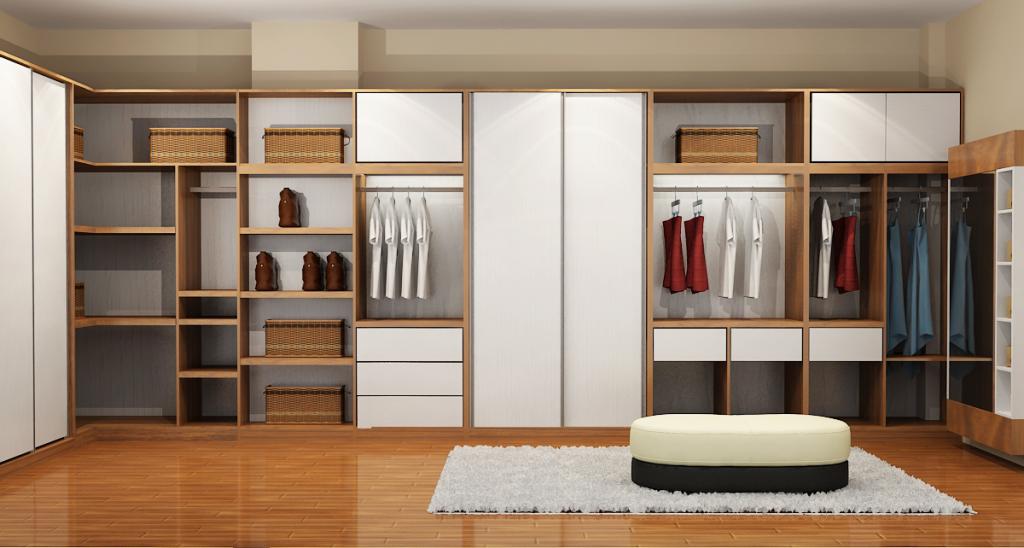 Những loại tủ nội thất nhất thiết phải cần có trong nhà bạn