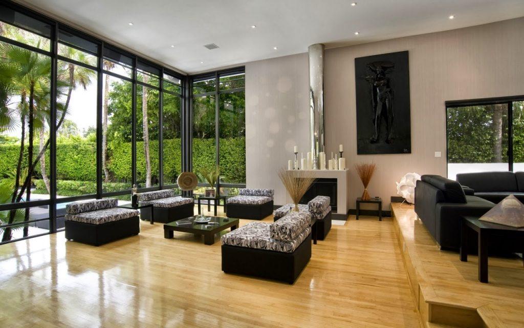 Thiết kế căn nhà đẹp và sang trọng từng chi tiết