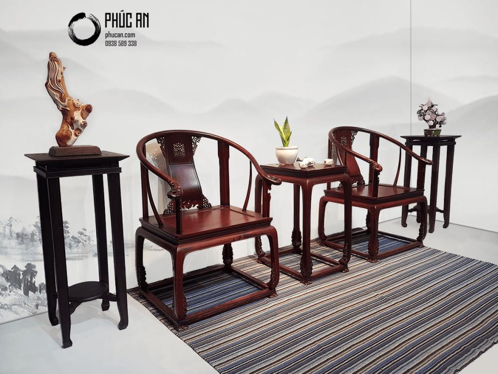 Lý do nên sử dụng bộ bàn ghế gỗ cẩm lai