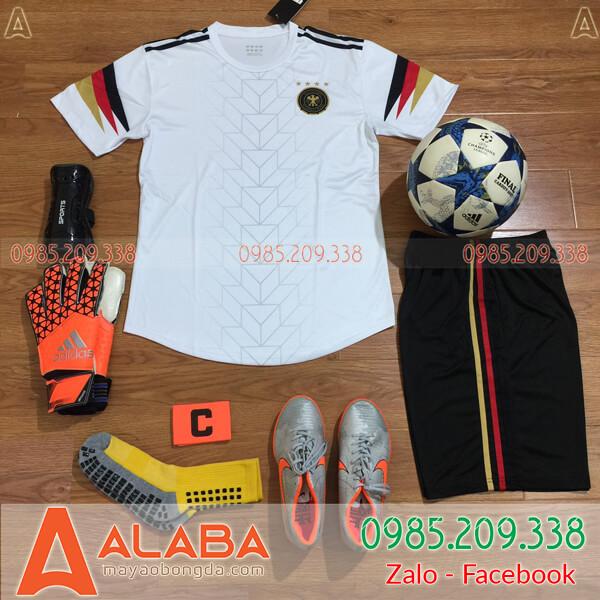 Những mẫu áo bóng đá đội tuyển Đức đẹp tháng 10 tại Alabasport