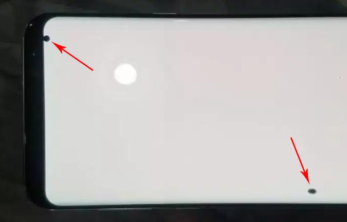 Bí kíp sửa lỗi màn hình Samsung S9 bị loang màu cực đơn giản