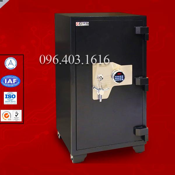 Các dòng sản phẩm của két sắt Hòa Phát