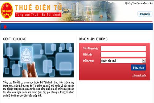 Nộp tờ khai thuế qua mạng: Giải pháp tối ưu cho DN hiện nay