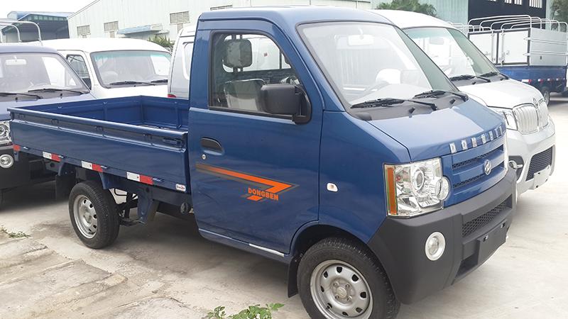 Đánh giá xe tải Dongben: Thương hiệu nội địa Trung Quốc, mức giá hợp lý