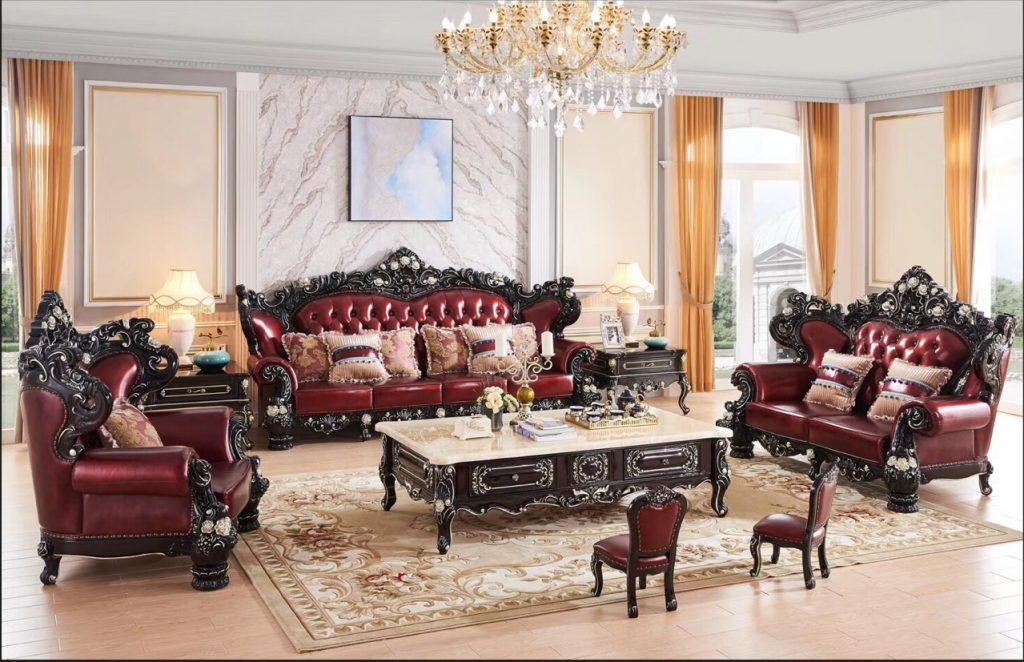 Cách chọn sô pha cho từng không gian phòng khách