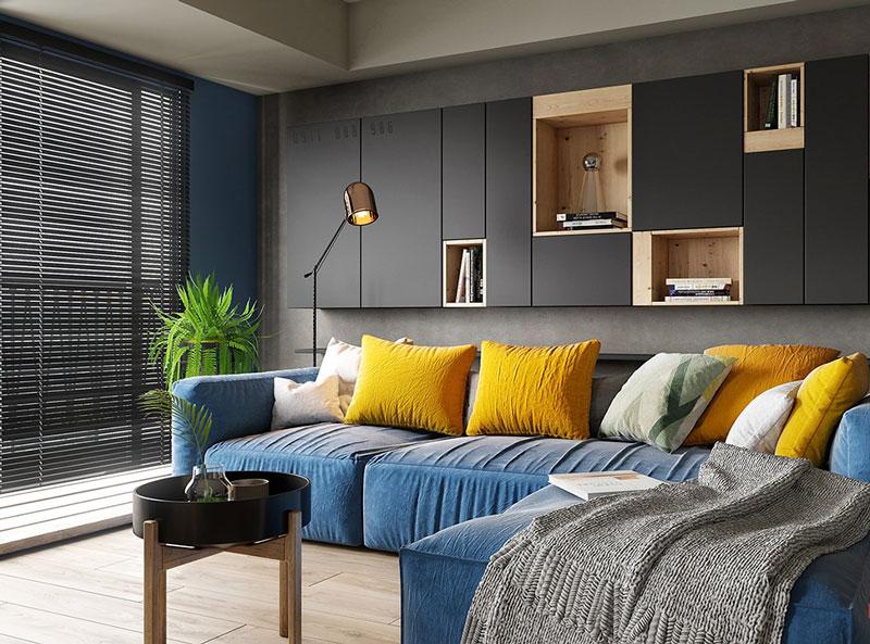 Bạn đã biết cách lựa chọn màu ghế sofa đẹp chưa?