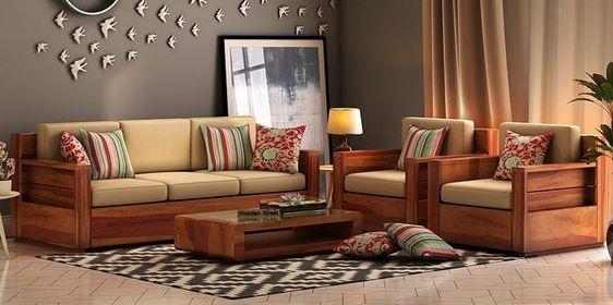 Lựa chọn thế nào để chọn được các mẫu ghế sofa gỗ đẹp