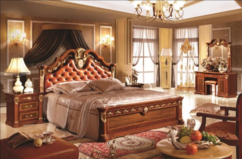 Những mẫu giường đẹp phù hợp với phong cách cổ điển