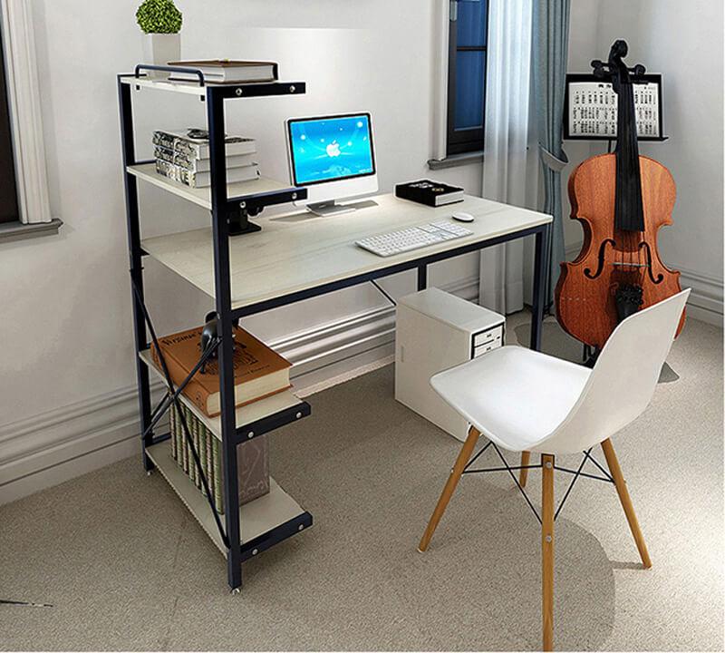 Bỏ túi mẹo hay chọn bàn làm việc đơn giản và phù hợp