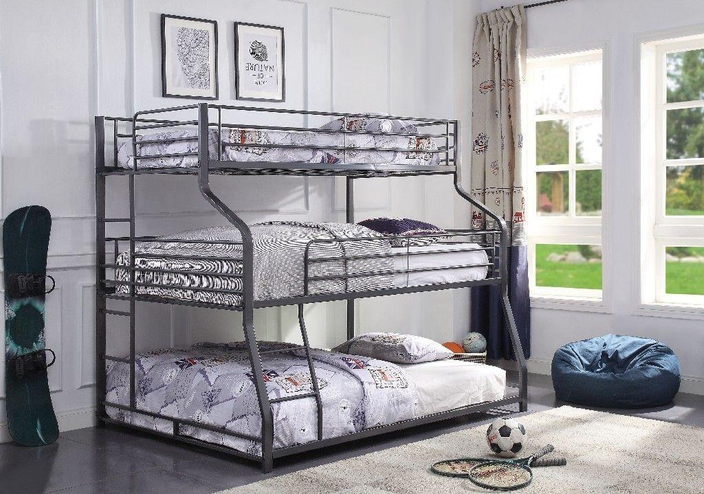 Mua giường ba tầng giá rẻ cần chú ý những gì?