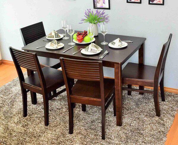 Ba mẫu bàn ăn gỗ đẹp đang bán chạy nhất hiện nay là gì?