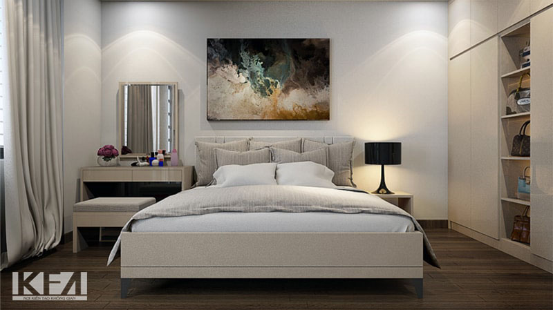 Ý tưởng trang trí phòng ngủ Mater – Nguồn cảm hứng vô tận