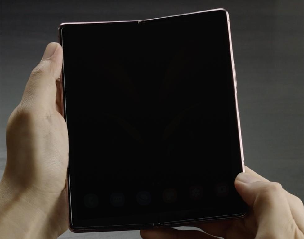 Cách sửa lỗi màn hình Samsung Galaxy Z Fold 2 5G bị tối cực hiệu quả