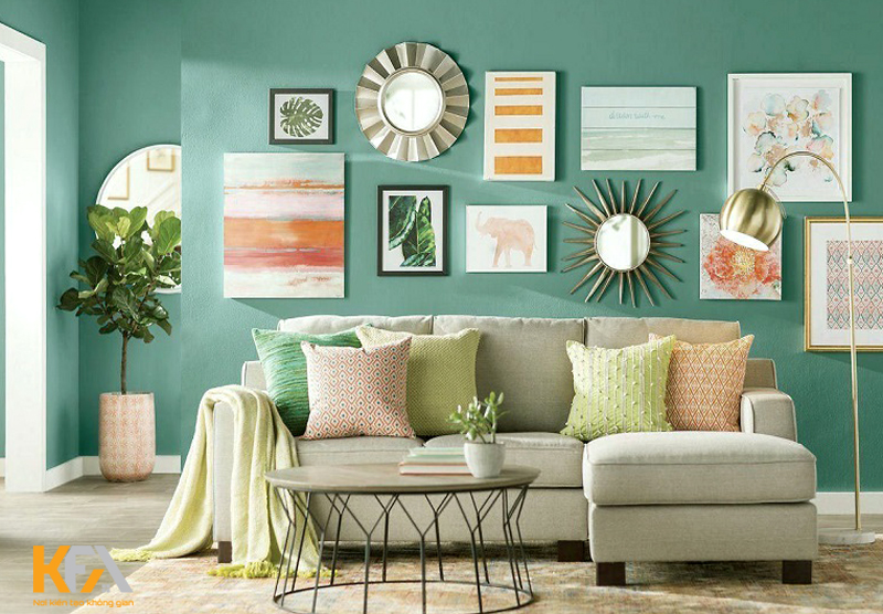 Hé lộ những nét đặc trưng phong cách thiết kế nội thất Retro