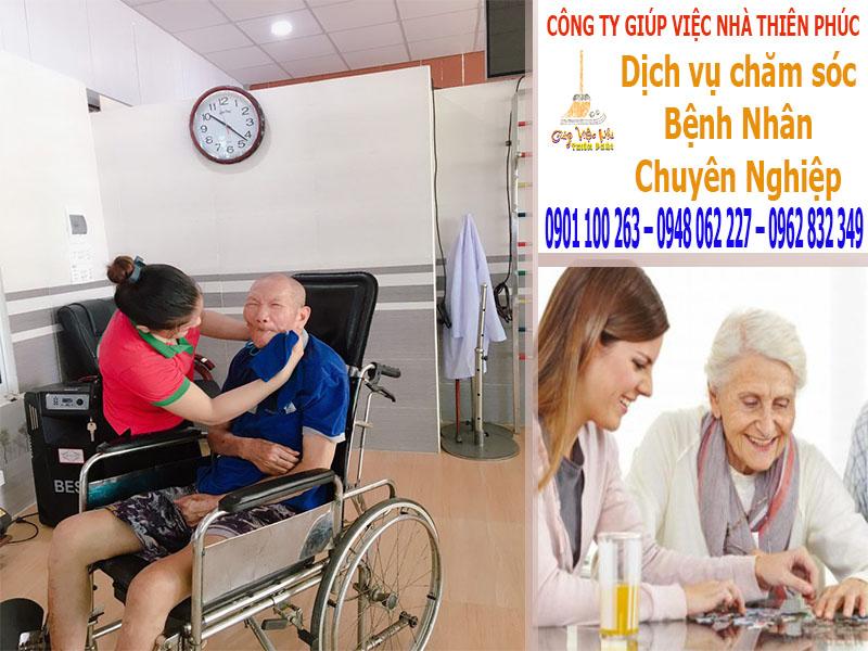 Dịch vụ chăm sóc bệnh nhân có vai trò gì quan trọng nên lưu ý