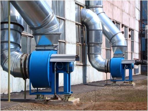 Vì sao bắt buộc phải lắp đặt hệ thống hút khói công nghiệp?