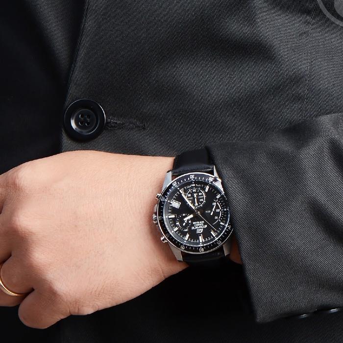 Tiết lộ 5 mẫu đồng hồ nam Casio   dây da cực chất cho phái mạnh