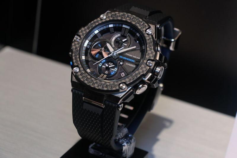 Có   nên mua đồng hồ cặp Casio GST-B100D-1A và   MSG-S500CD-7A?