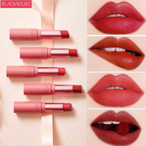 Son thỏi Black Rouge Rose Velvet Lipstick màu nào đẹp nhất?